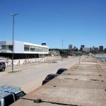 Terminal de Cruceros MDP - Vista desde Escollera Norte