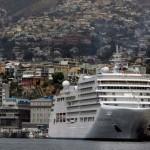 Silver Spirit en Valparaíso