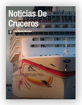Revista Mensual Noticias de Cruceros