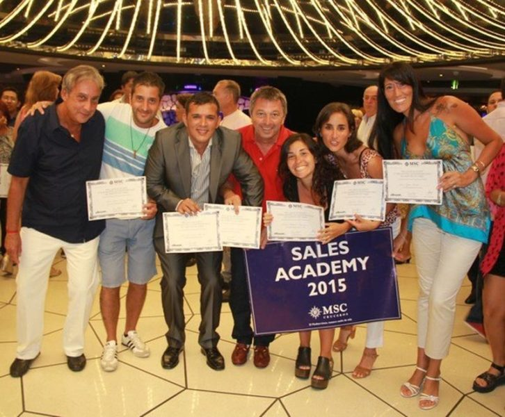 MSC Sales Academy 2015 1