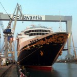 Disney Magic en Navantia