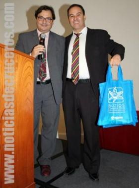 Juan Carlos Acero y Cristiano Marques