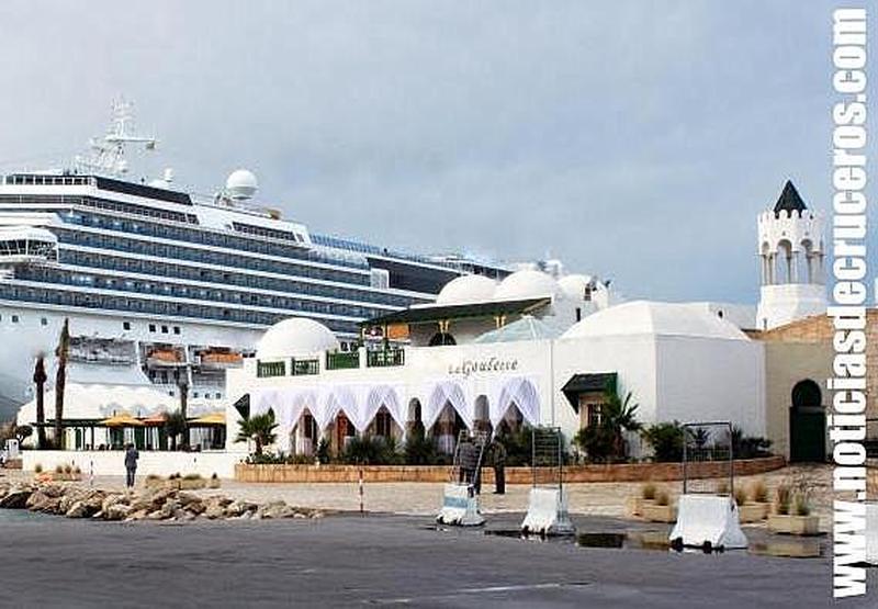 Crucero en La Goulette