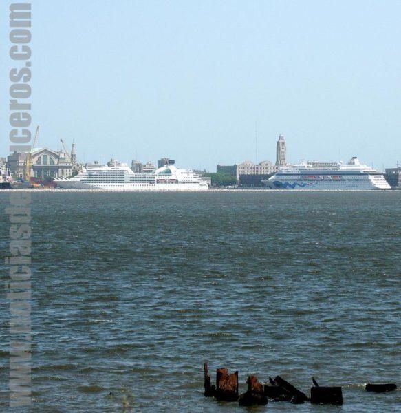 Cruceros en Montevideo