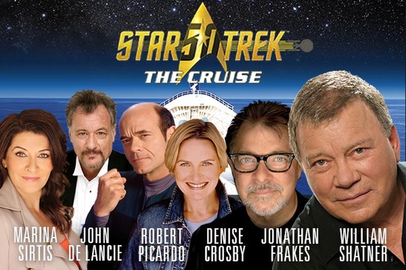 Star Trek Anuncio