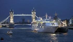 Greenwich tendrá su propia terminal de cruceros