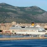 Crucero Costa Palermo