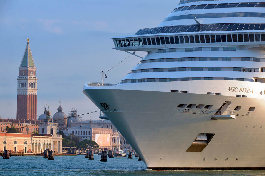 MSC Divina Venecia