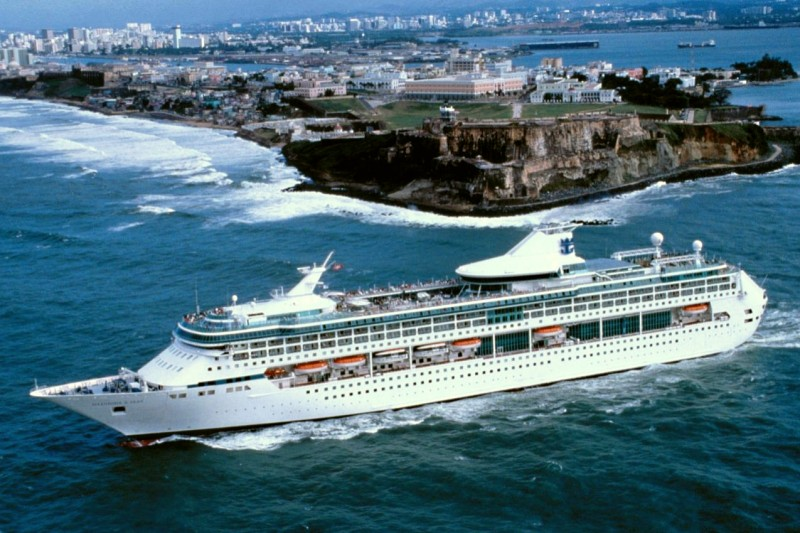 Splendour of the Seas 2013