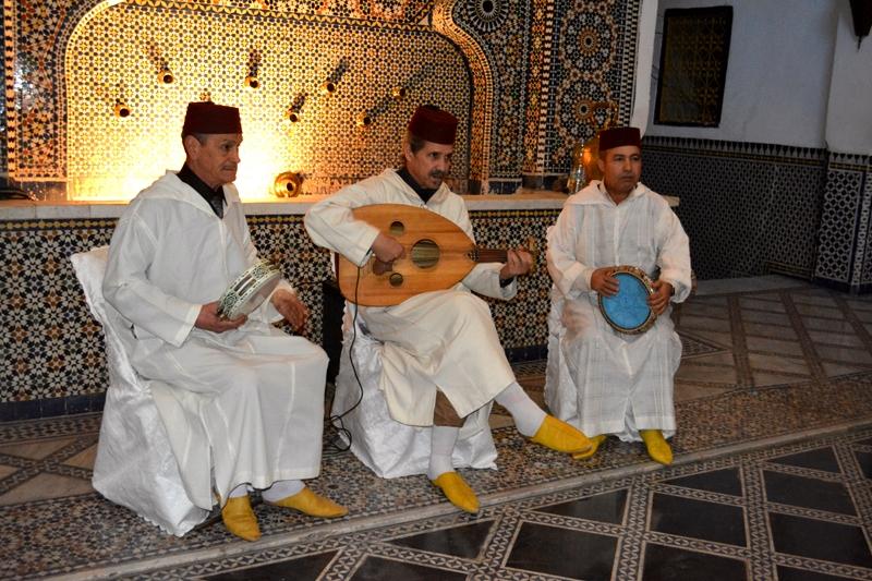 Músicos de Fez