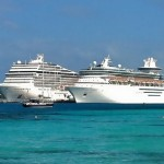 MSC Poesia y Majesty of the Seas