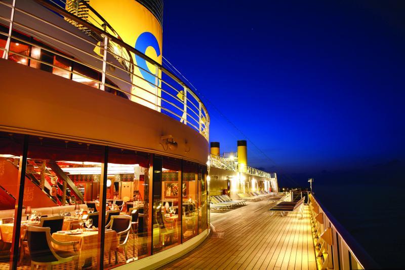 Crucero Costa