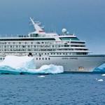 Crystal Symphony en la Antártida