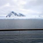 Despedida de la Antártida