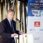 Pierfrancesco Vago, Executive Chairman of MSC Cruises
