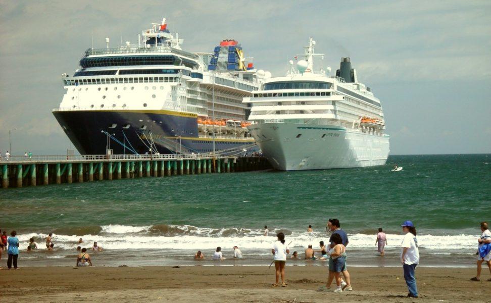 Cruceros y playa