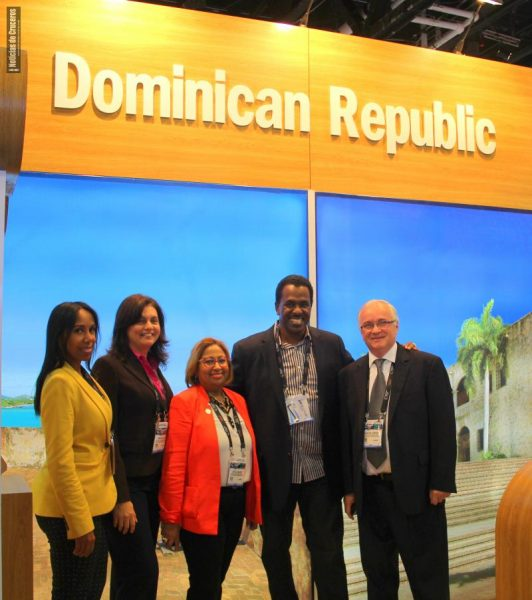 Wendy Justo, Briseida Olivero, Orfila Salazar, Juan Guzmán, Francisco Carreras