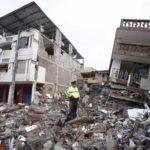 Ecuador Terremoto