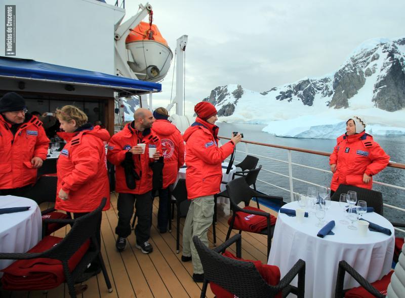 Almuerzo Antártico