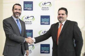 Jorge Vilches y Ricardo Menzies