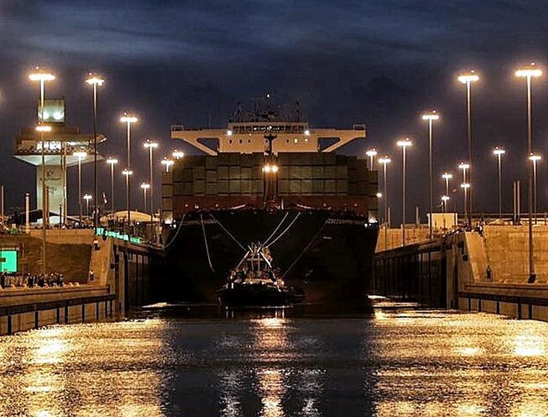 #CanalAmpliado de Panamá