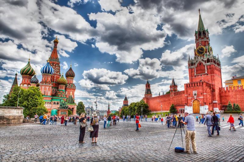 Moscú - Plaza Roja