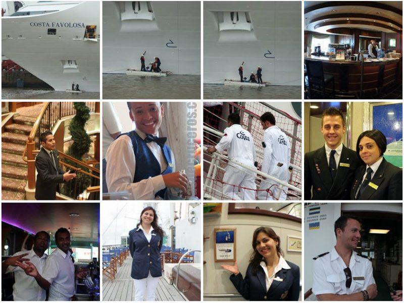 Crew-Tripulantes