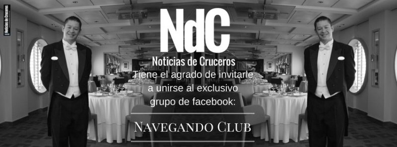 Invitación Navegando Club