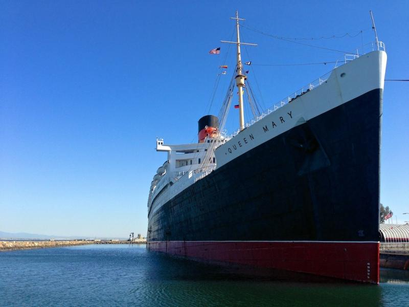 Queen Mary_Long_Beach
