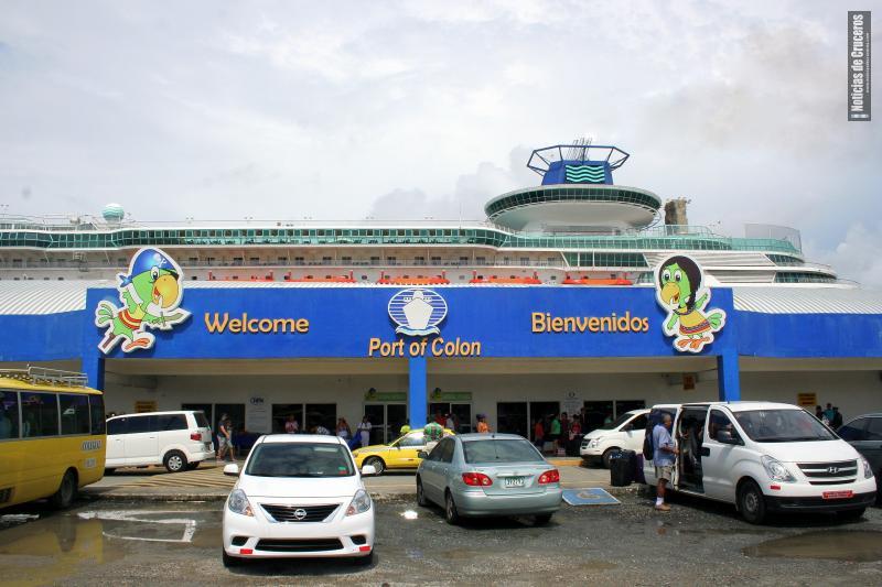 Terminal de Cruceros de Colón