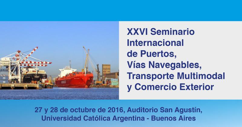 Seminario Internacional de Puertos