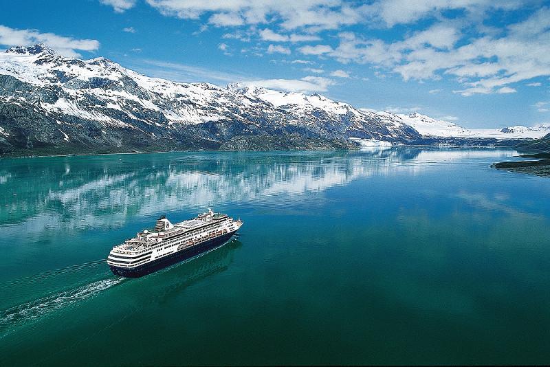 Holland America en Alaska