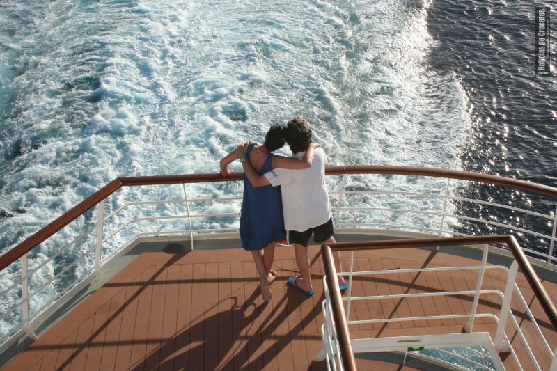¿ Por qué hay que hacer un crucero ?