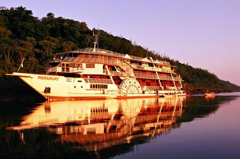 Crucero Paraguay