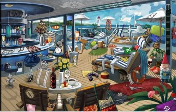Las Cabinas Suite de un crucero