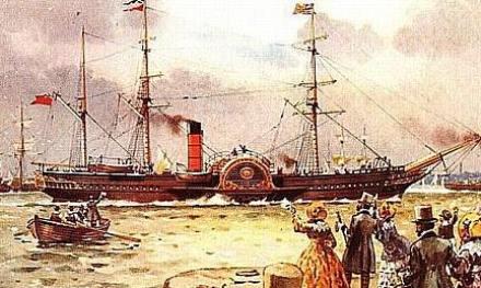 RMS Britannia