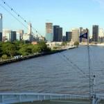 Arribando a Buenos Aires