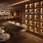 Bar de vinos de la familia Michael Mondavi
