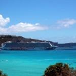 Norwegian Getaway en St Maarten