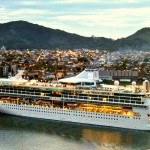 Splendour of theSeas - Santos