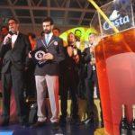Costa Favolosa - Record Guinness