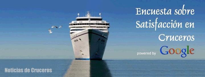 Encuesta sobre Satisfacción en Cruceros