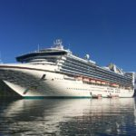 Golden Princess en Puerto Chacabuco