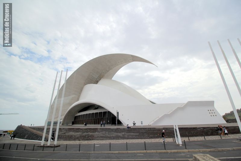 Auditorio Santa Cruz Tenerife