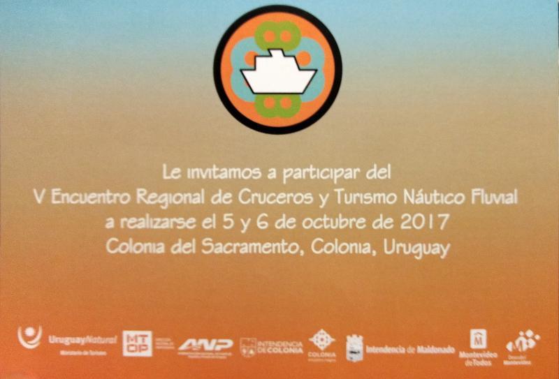 Invitación V Encuentro Regional de Cruceros