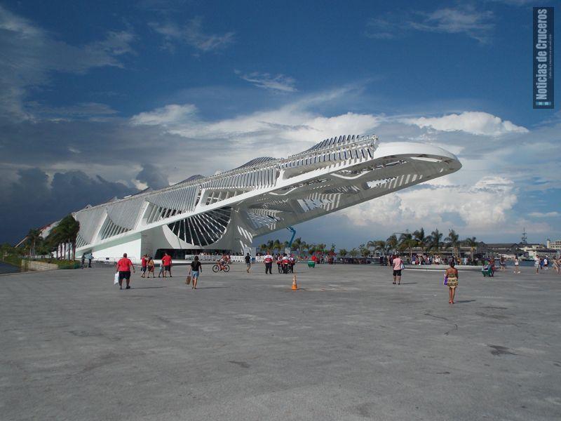 Museo del Mañana - Río