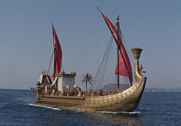 Navío Real de Cleopatra