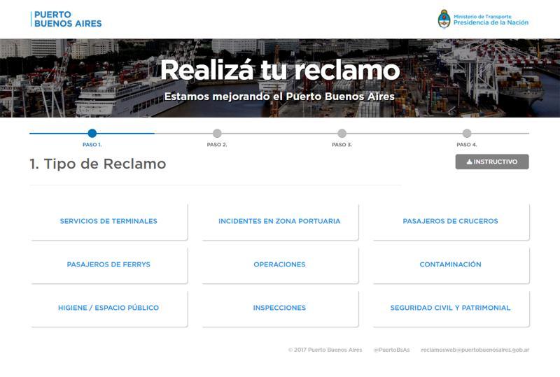 Quejas WEB 2.0