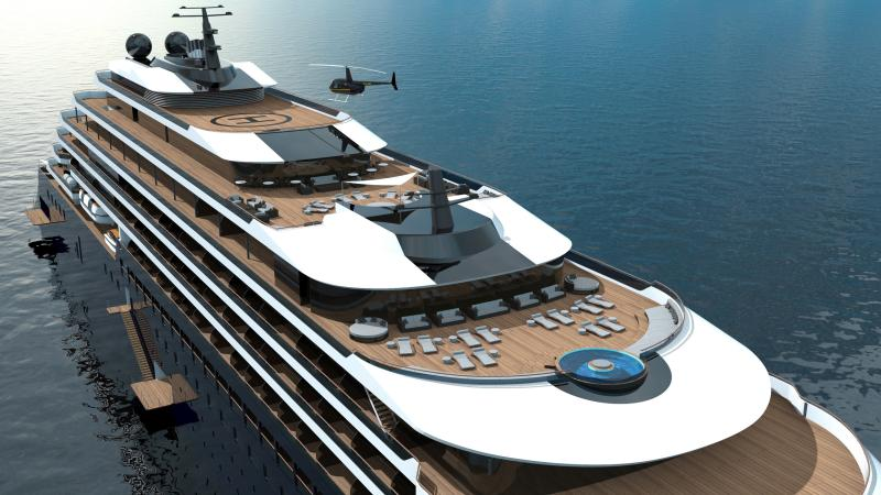 Proyecto del Ritz-Carlton Yacht Collection