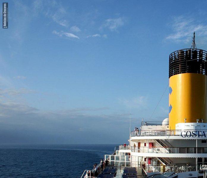 Sustentabilidad Crucero Costa